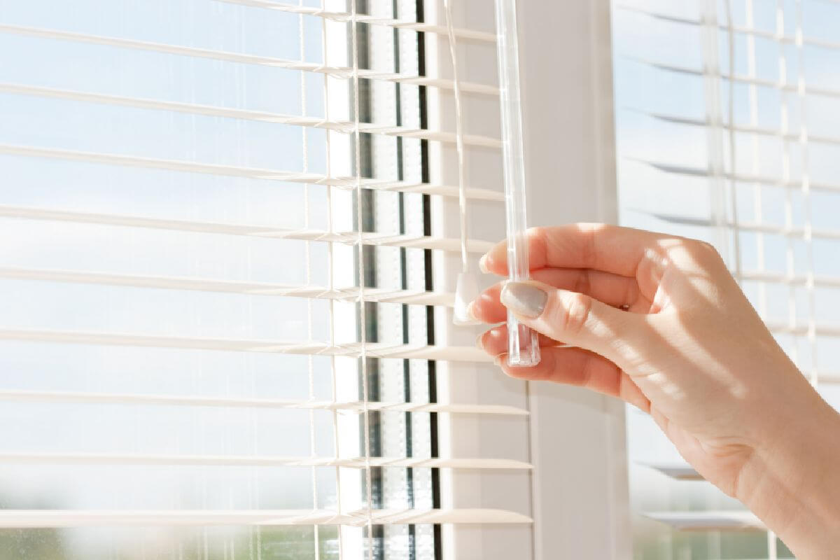 uPVC Window Blinds Dorset