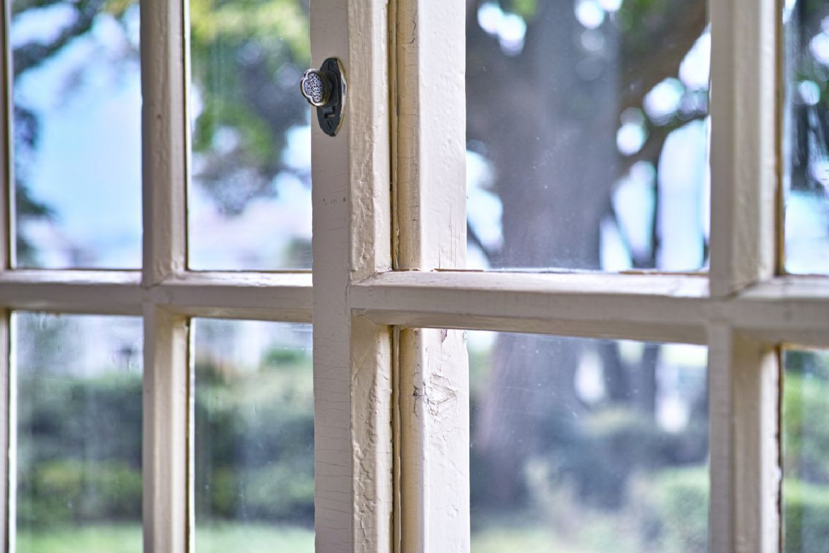 uPVC Window Trim Dorset